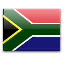 South Africa's flag